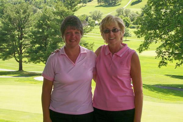 Sue Sheffy & Diane Heffner