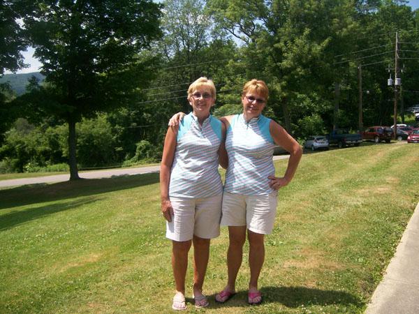 Diane Heffner & Sue Held