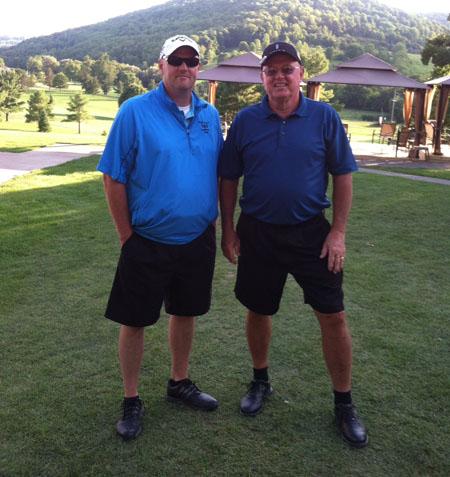 Bryan Woodworth & John Heffner